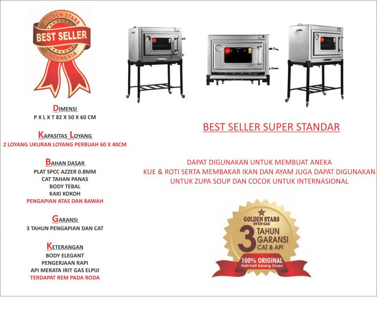 BEST SELLER SUPER STANDAR