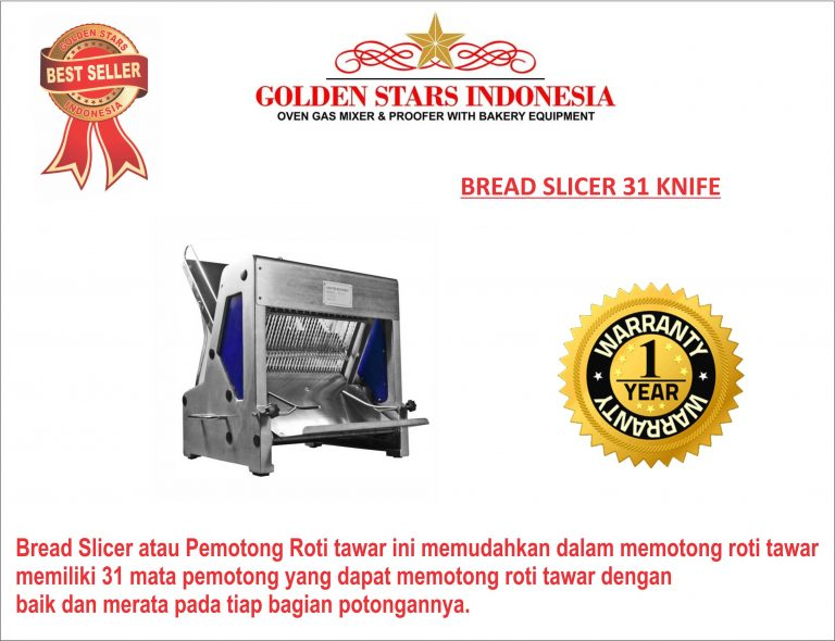 BREAD SLICER 31 KNIFE